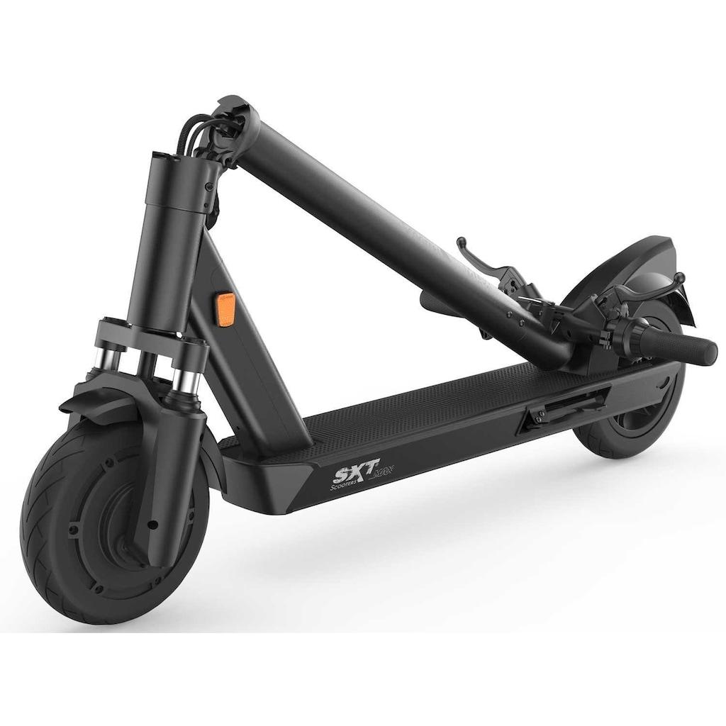 SXT Scooters E-Scooter »SXT MAX - eKFV Version - STVO zugelassen«