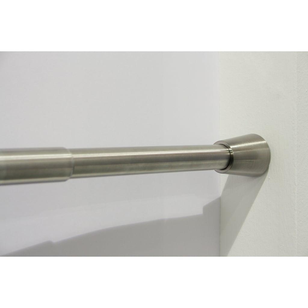 GARDINIA Scheibenstange »Spannstange«, 1 läufig-läufig, ausdrehbar