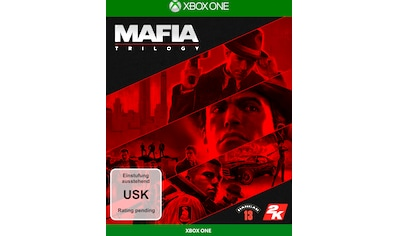 2K Spiel »Mafia Trilogy«, Xbox One kaufen