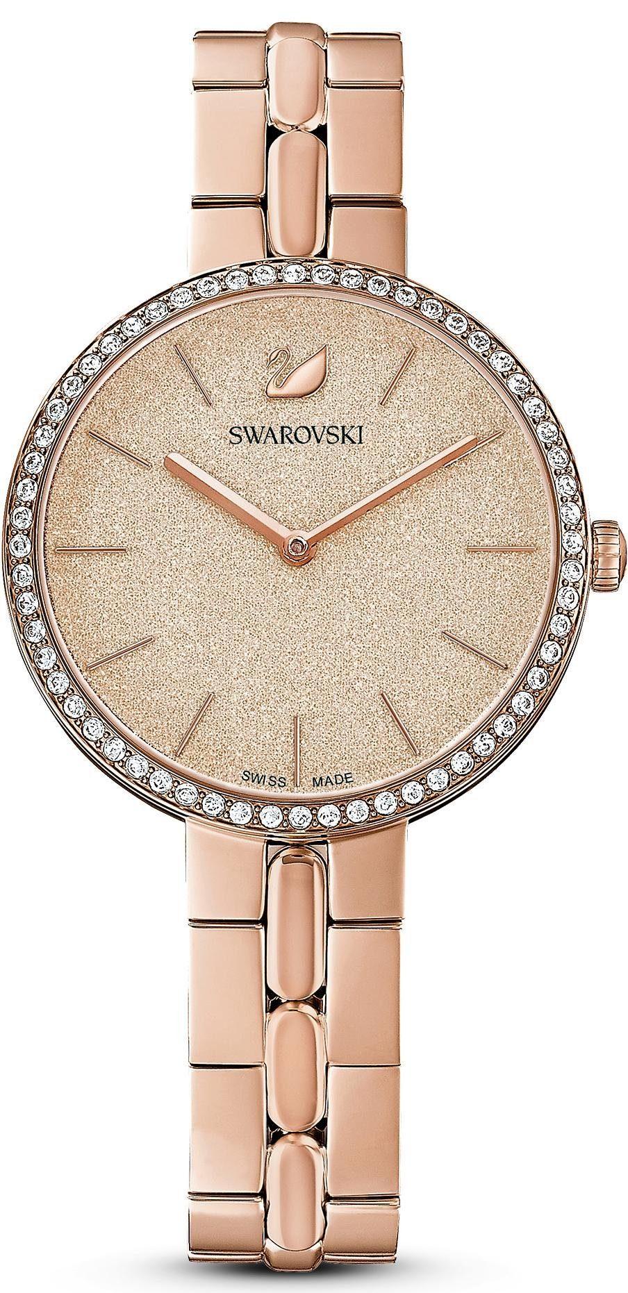 Swarovski Schweizer Uhr COSMOPOLITAN, 5517800   Uhren > Schweizer Uhren   Swarovski