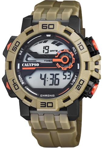 CALYPSO WATCHES Chronograph »Digital For Man, K5809/3« kaufen
