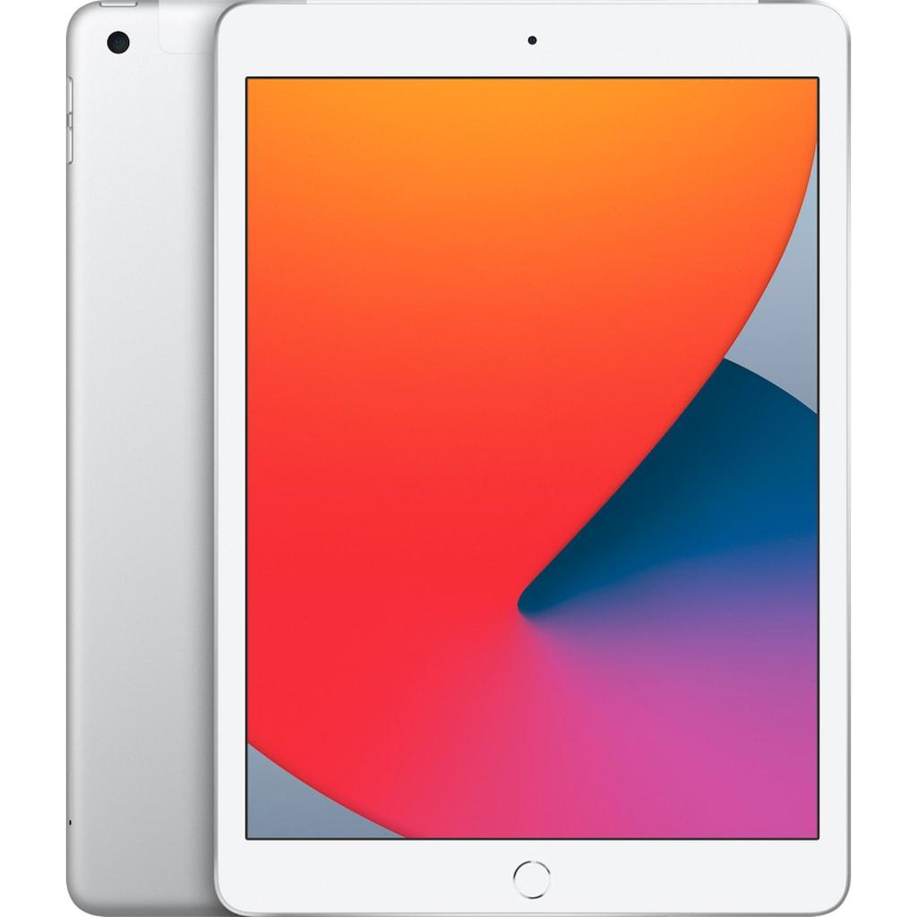 Apple Tablet »iPad Wi-Fi + Cellular 128GB«, inkl. Ladegerät