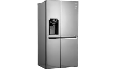 Amerikanischer Kühlschrank Mit Fernseher : Side by side kühlschrank auf rechnung raten kaufen