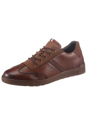 Daniel Hechter Sneaker »ROMAIN«, mit gepolstertem Schaftrand kaufen