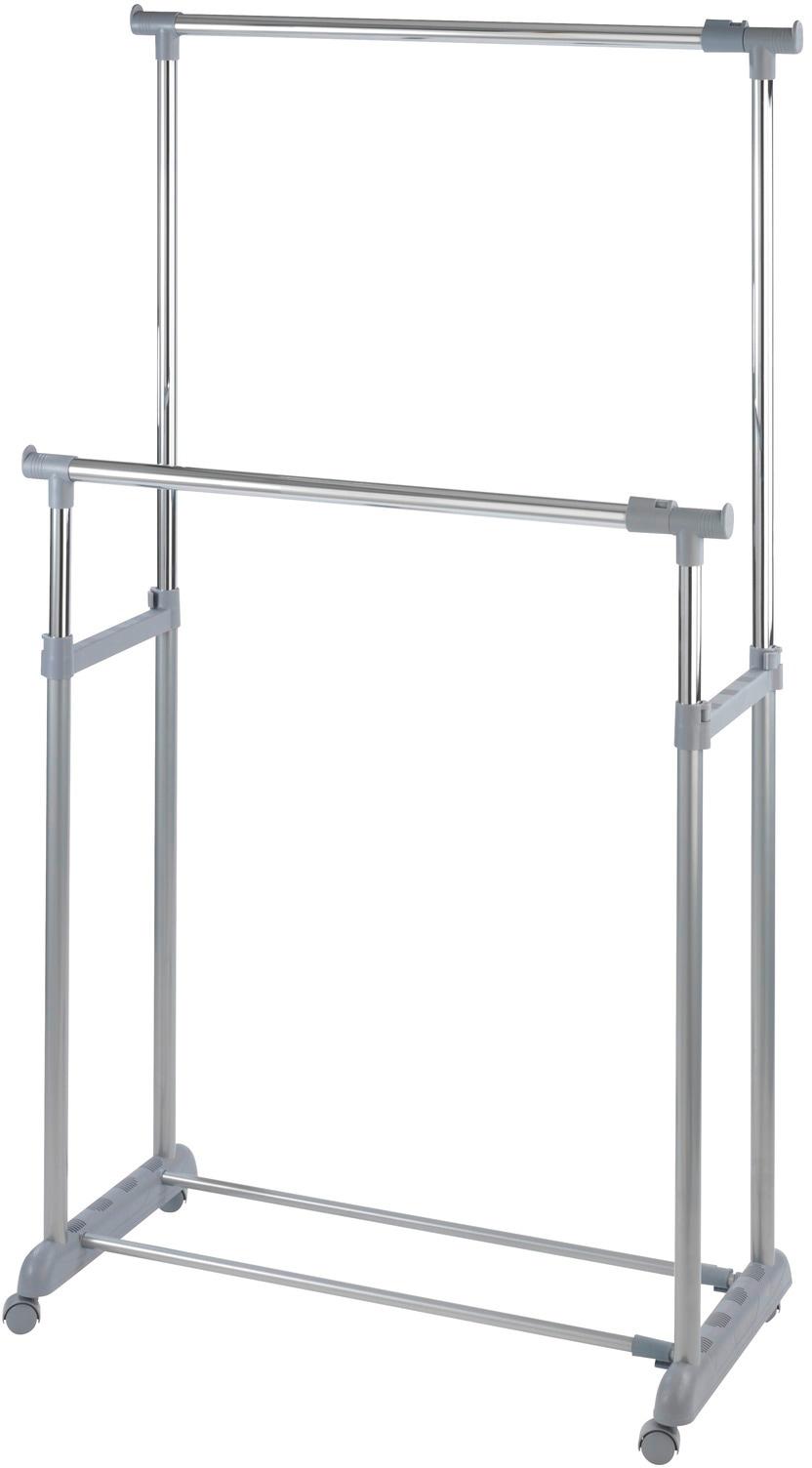 WENKO Kleiderständer Twin Bars Wohnen/Möbel/Kleinmöbel/Kleiderständer