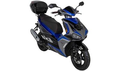 GT UNION Motorroller »Striker«, 50 ccm, 45 km/h, inkl. Topcase kaufen