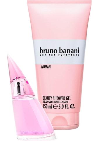 Bruno Banani Duft-Set »Woman«, (2 tlg.) kaufen