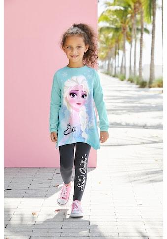 Disney Frozen Langarmshirt & Leggings »Elsa« kaufen