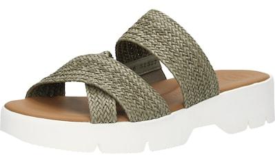 Paul Green Pantolette »Textil« kaufen