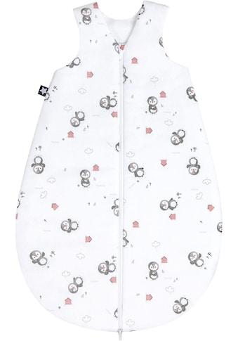 Julius Zöllner Babyschlafsack »Pinguin«, (1 tlg.) kaufen