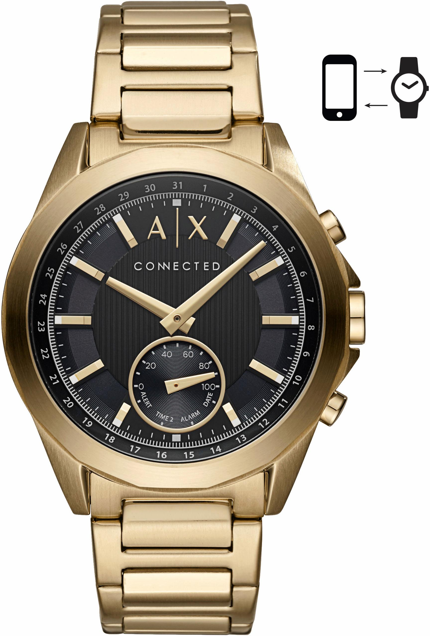 Armani Exchange Connected AX1008 Smartwatch (Android Wear) | Uhren > Smartwatches | Armani Exchange Connected