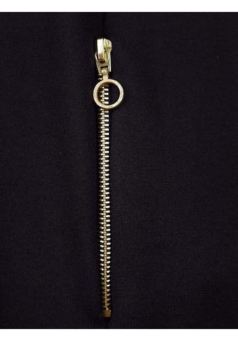 Amy Vermont Jerseykleid mit goldenen Akzenten kaufen