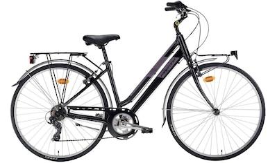 Montana Fahrräder Cityrad »BLUECITY 925«, 7 Gang, Shimano, TY-300 Schaltwerk,... kaufen