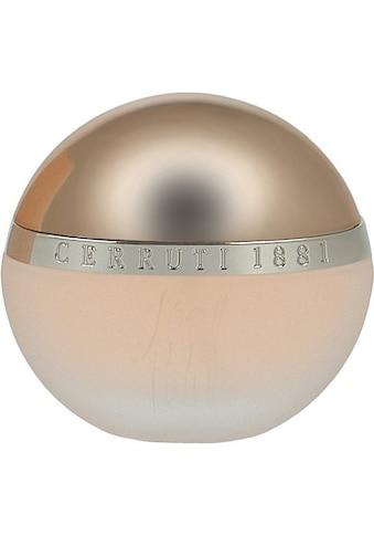 """CERRUTI Eau de Toilette """"Cerruti 1881 Femme"""" kaufen"""