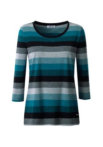 Casual Looks Shirt im Streifen - Dessin kaufen