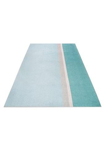 Esprit Teppich »Salt River«, rechteckig, 6 mm Höhe, weicher Kurzflor, Wohnzimmer kaufen