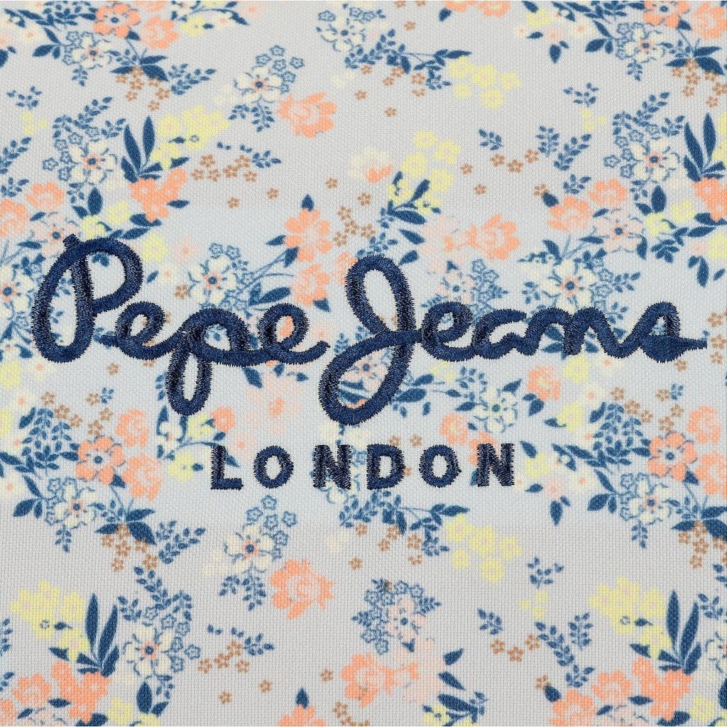 Pepe Jeans Kosmetiktasche »Malila, blau«