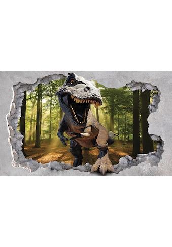 CONSALNET Fototapete »Dinosaurier«, Papier, in verschiedenen Größen kaufen