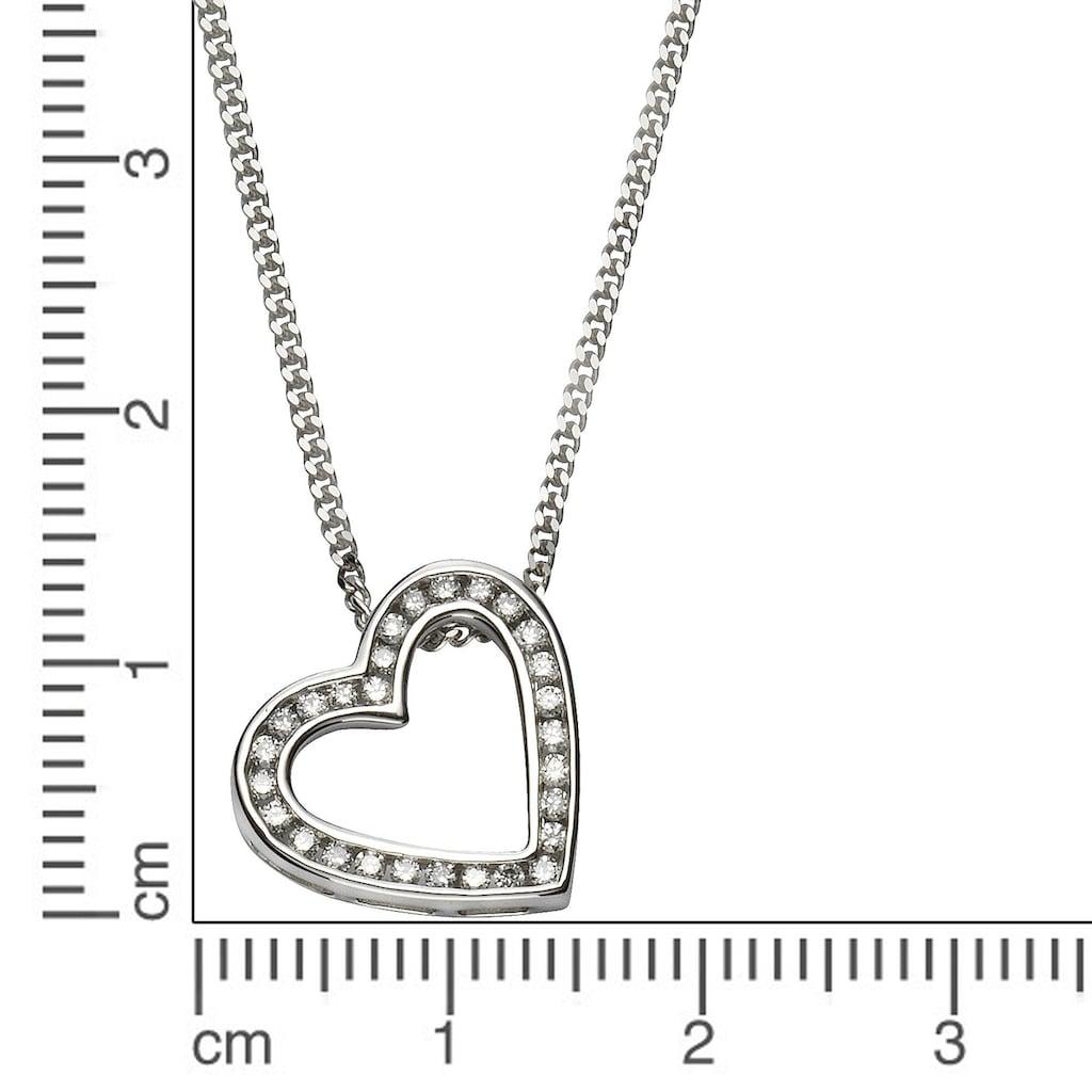 Diamonds by Ellen K. Anhänger mit Kette
