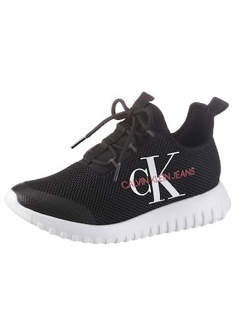 Calvin Klein Slip-On Sneaker »Rosilee«, mit seitlichem Logo Print kaufen