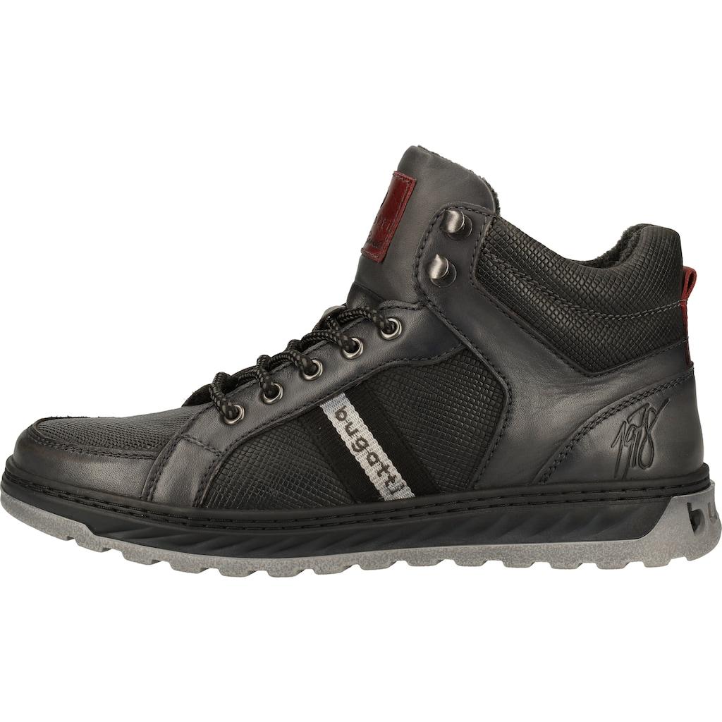bugatti Sneaker »Nappaleder«