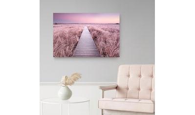 Reinders! Holzbild »Deco Panel 60x90 Winter Moor« kaufen