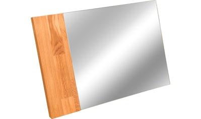 andas Schminkspiegel »Eileen«, aus schönem massivem Eichenholz, in hochwertiger... kaufen