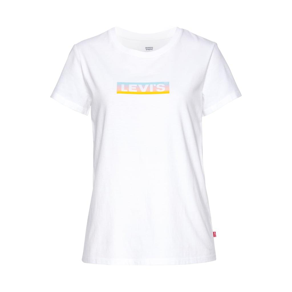 Levi's® T-Shirt »The Perfect Tee«, mit Logo-Print