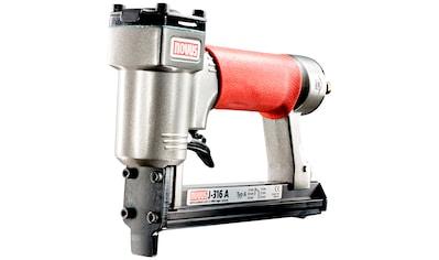 NOVUS Druckluft-Tacker »J-316«, für Feindrahtklammern bis 16 mm kaufen