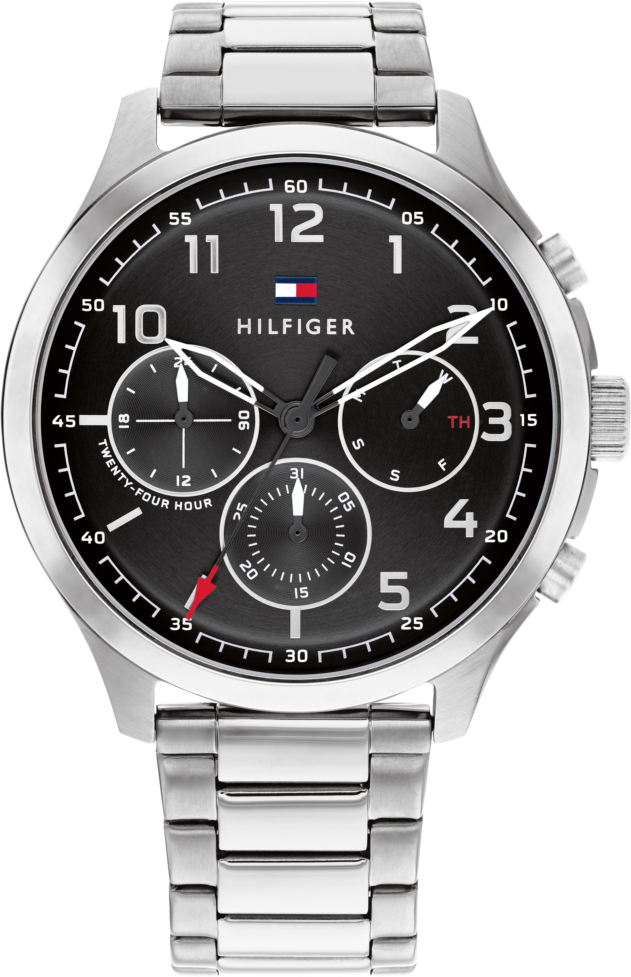 tommy hilfiger -  Multifunktionsuhr Casual, 1791852