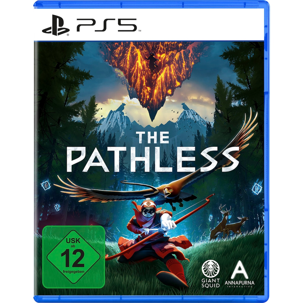 PlayStation 5 Spiel »The Pathless«, PlayStation 5