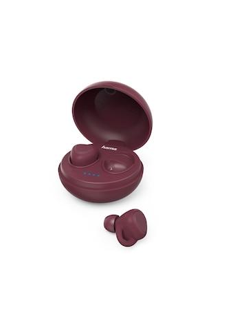 Hama Sport-Kopfhörer, Bluetooth, In-Ear-Ohrhörer, Sprachsteurung kaufen