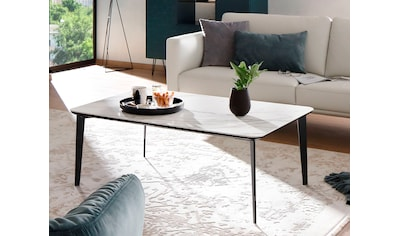 Villeroy & Boch Couchtisch »AMARA«, mit Keramiktischplatte und Metallfuß kaufen