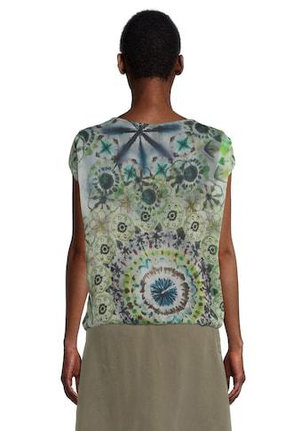 Cartoon Blusenshirt »mit Muster« kaufen