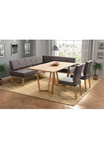 Premium collection by Home affaire Eckbankgruppe »Ponza«, (Set, 4 tlg.) kaufen