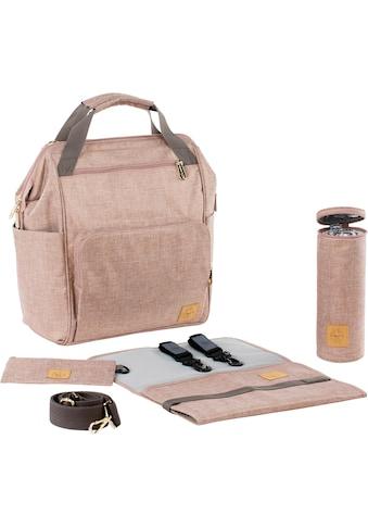 Lässig Wickelrucksack »Glam Goldie Backpack, Rose« kaufen