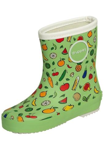 Druppies Gummistiefel »Summer Stiefel«, mit herausnehmbarer Sohle kaufen