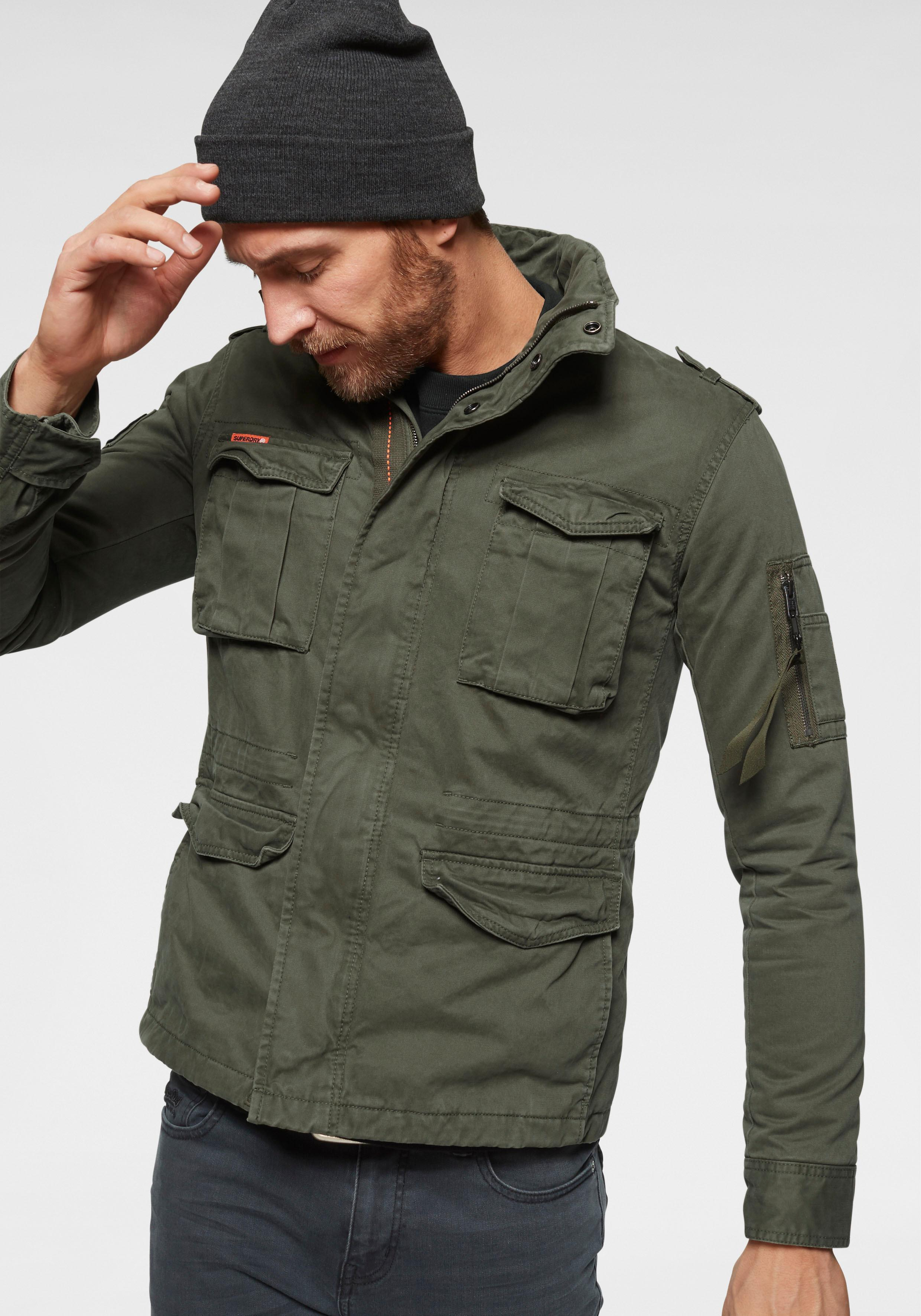 Superdry Fieldjacket | Bekleidung > Jacken > Fieldjackets | Superdry