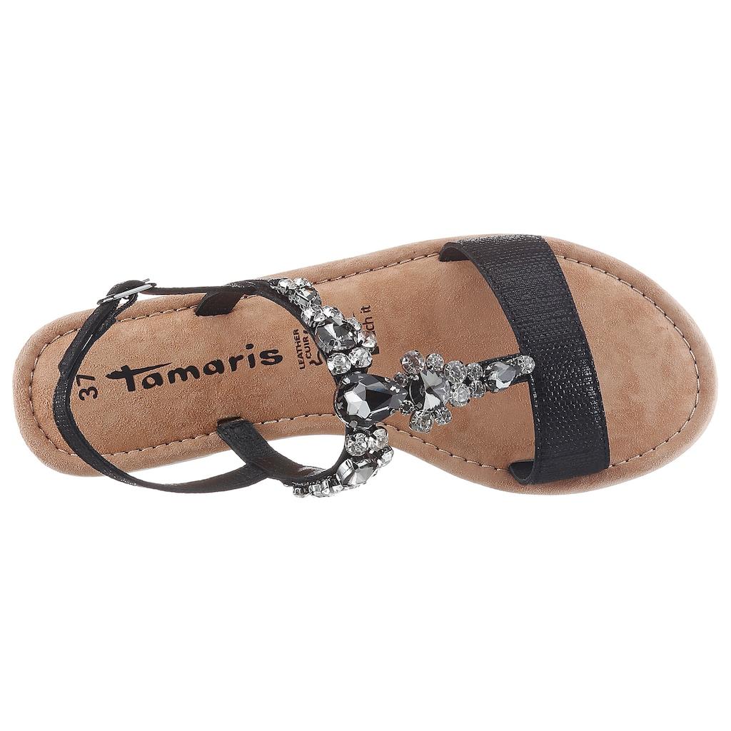 Tamaris Sandale »Tofa«