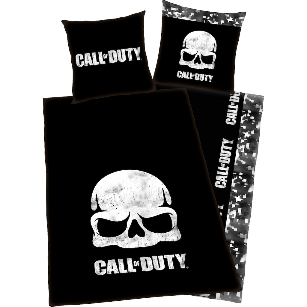 Jugendbettwäsche »Call of Duty«,