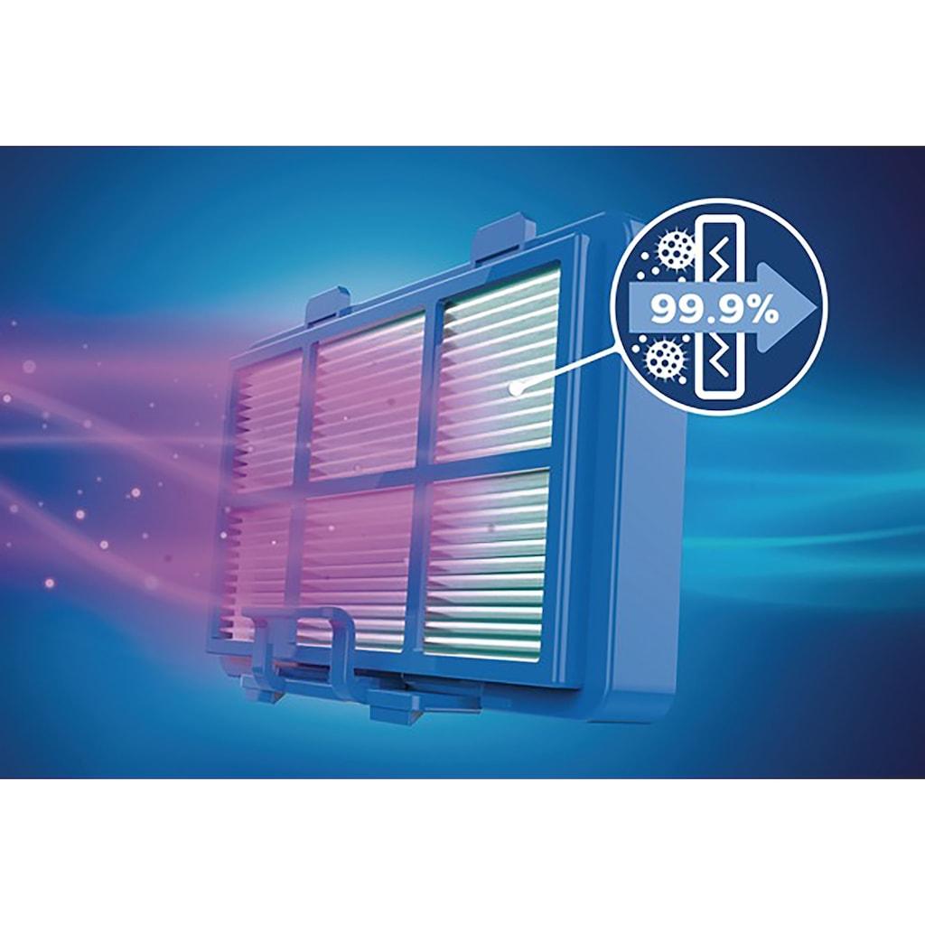 Philips Bodenstaubsauger »Series 9000 XB9154«, 900 W, beutellos