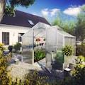 KGT Gewächshaus »Tulpe IV«, BxTxH: 297x429x233 cm
