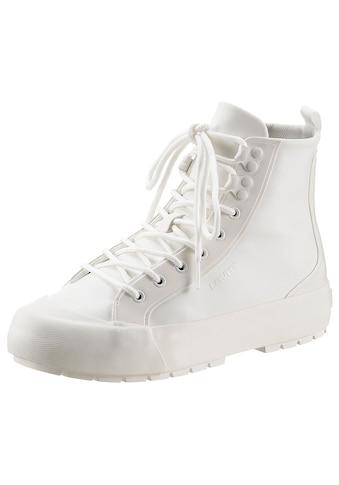 Levi's® Sneaker »LA PAZ HI S«, mit Logoschriftzug kaufen