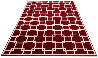 Bruno Banani Teppich »Lucian«, rechteckig, 14 mm Höhe, Wohnzimmer kaufen