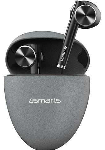 4smarts Bluetooth-Kopfhörer »TWS Pebble«, Bluetooth, integrierte Steuerung für Anrufe und Musik kaufen
