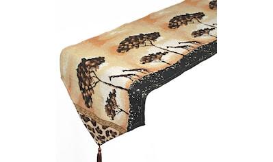Tischläufer, »AFRIKA«, Delindo Lifestyle kaufen