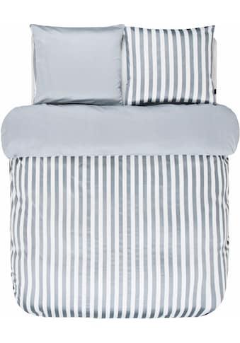 Marc O'Polo Home Wendebettwäsche »Classic Stripe«, breite Streifen kaufen