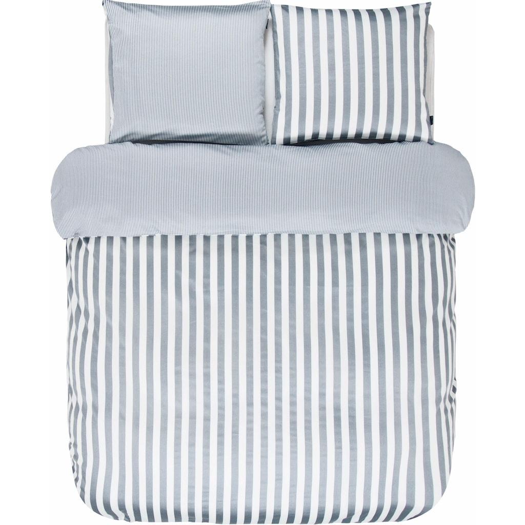 Marc O'Polo Home Wendebettwäsche »Classic Stripe«, breite Streifen