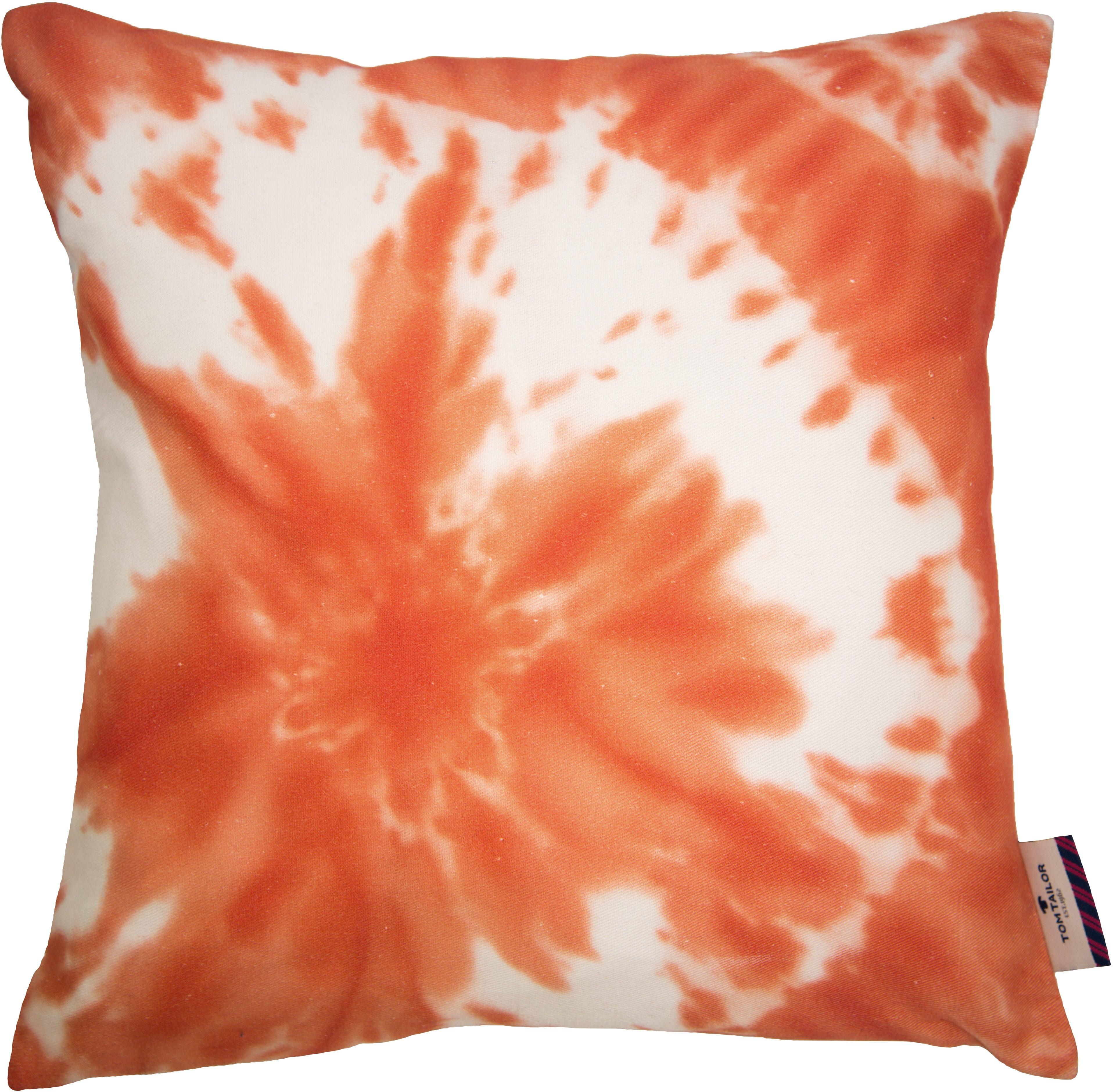 Dekokissen Batic Flower TOM TAILOR