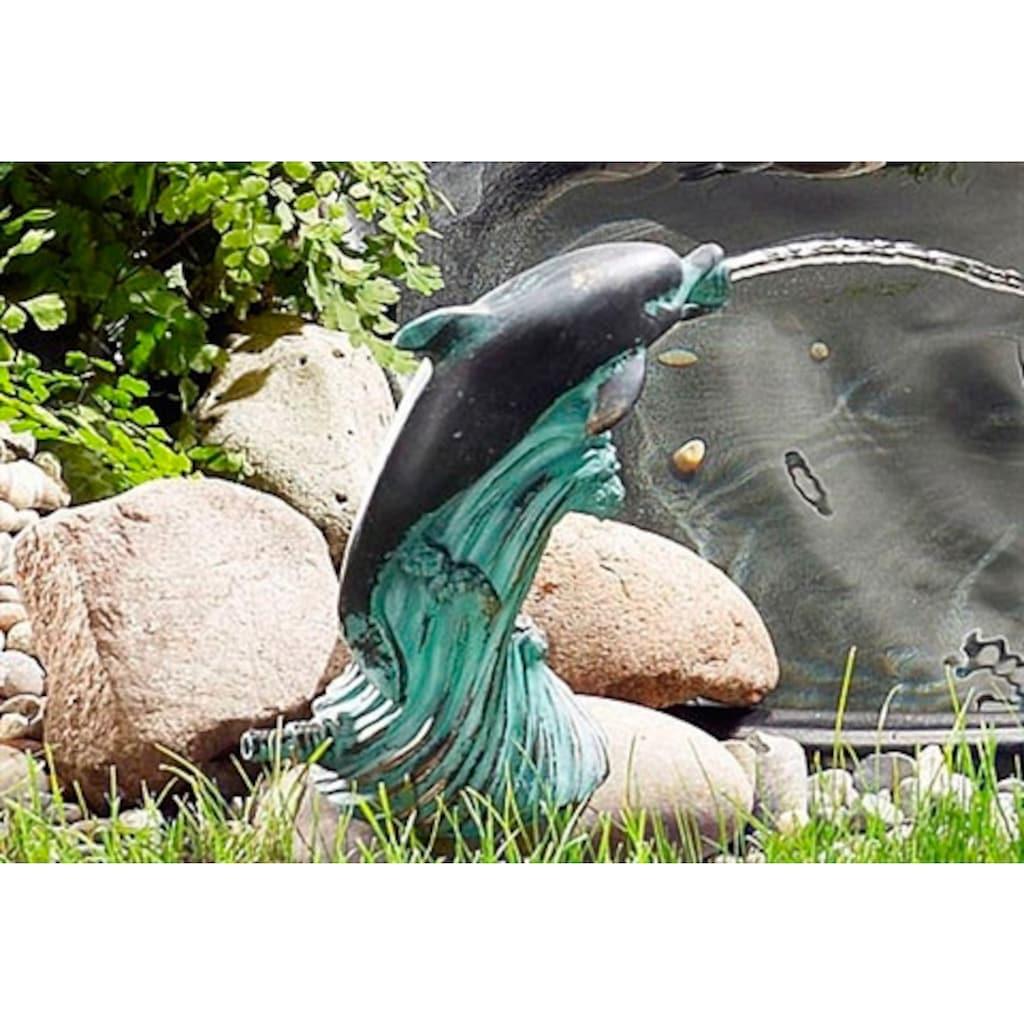 Ubbink Fertigteich »Ocean II«, inkl. Pumpe, Wasserspeier, Pflanzkörben